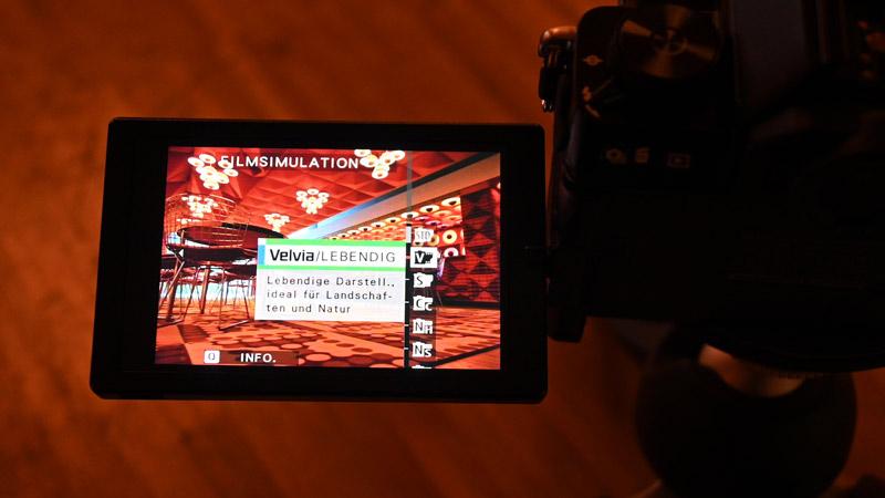 Fujifilm X-S10 Filmsimulation