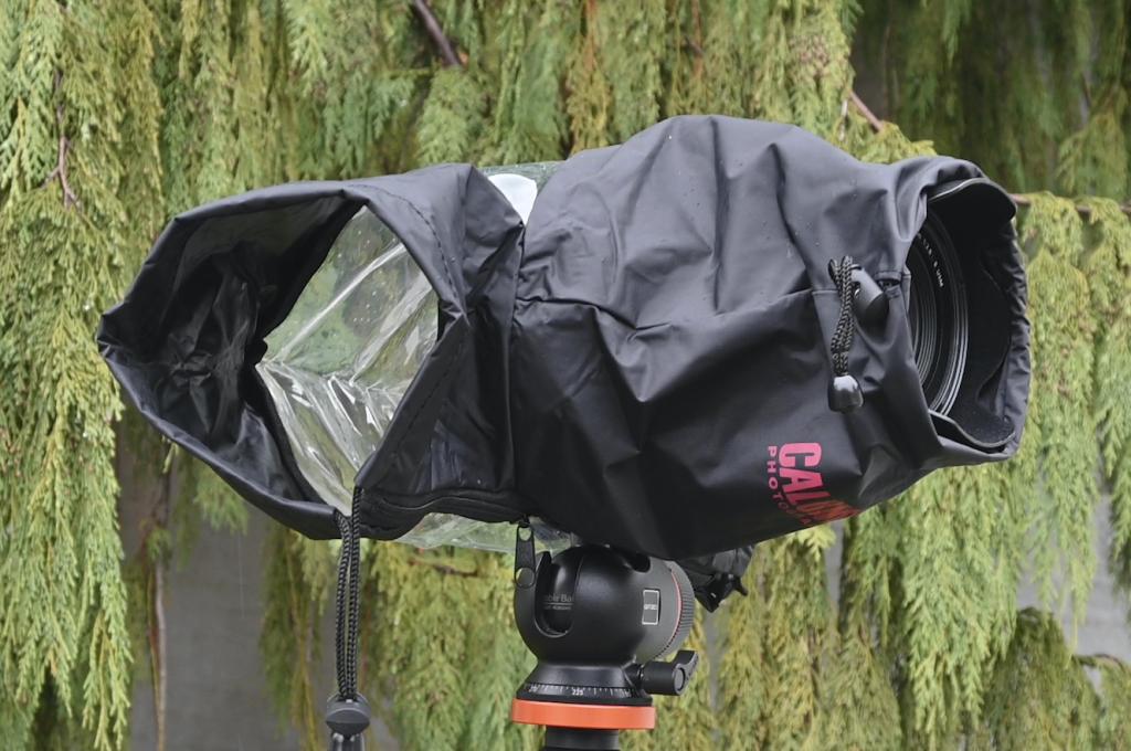 Kamera-Regenschutz von Calumet