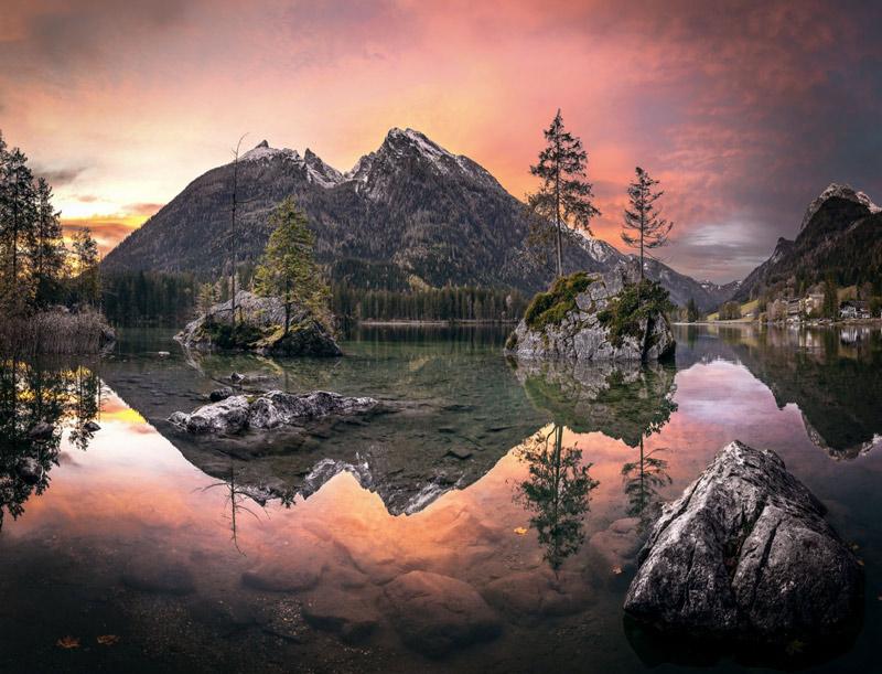 Sony 35mm F1.4 GM Beispielfoto Landschaft