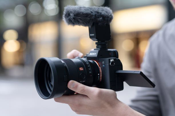 Das Sony 35mm F1.4 GM an der Sony A7S III