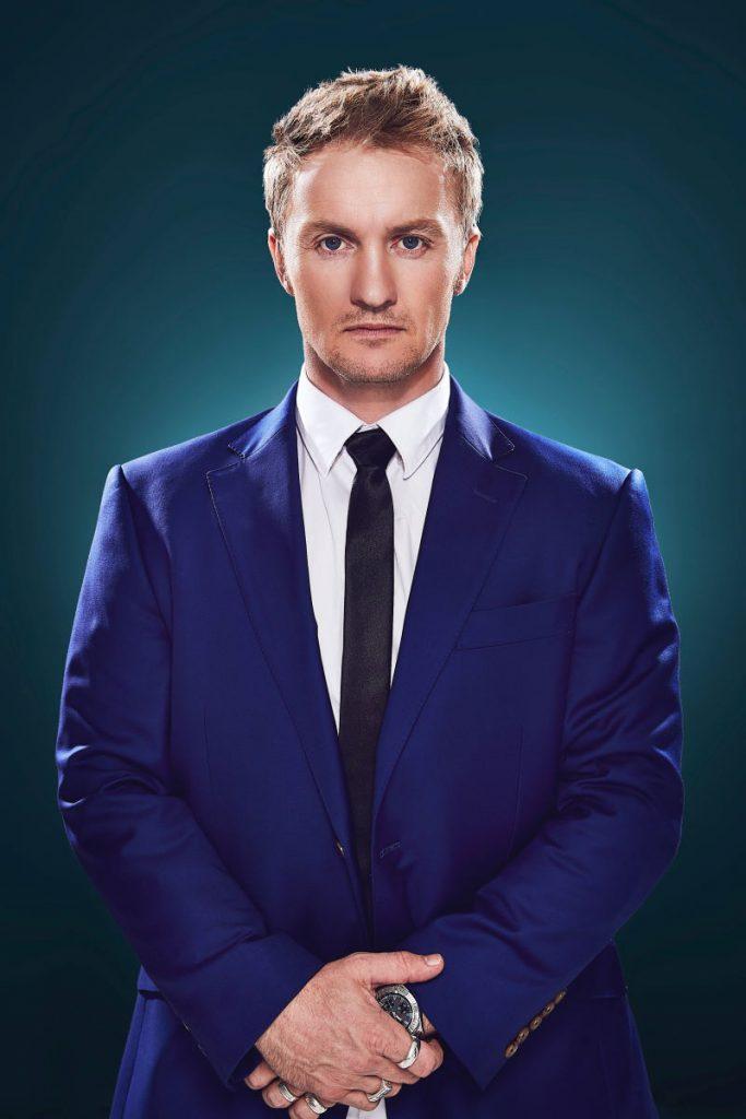 Kasper Fuglsang Portrait
