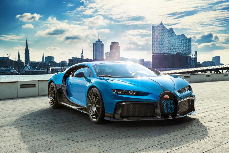 Kasper Fuglsang Bugatti blau