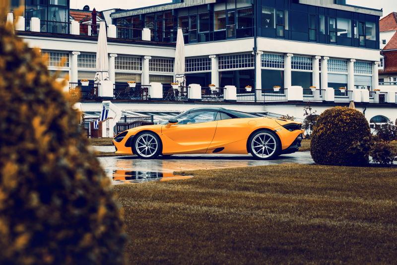 Kasper Fuglsang Bugatti orange