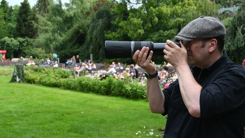Teleobjektiv Canon RF800