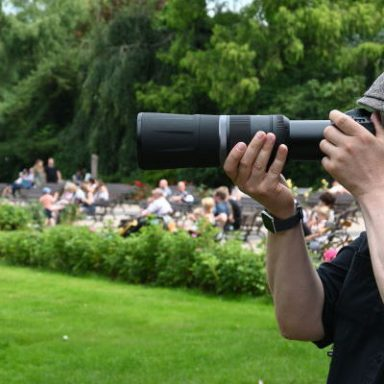 Teleobjektiv Canon RF800 Titel