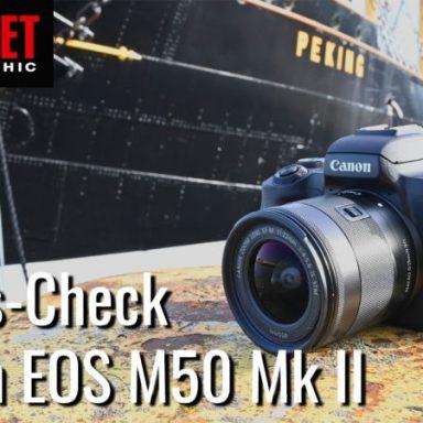 Canon M50 Mk2 Praxis-Check