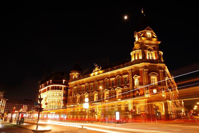 Nachtfotografie ISO Wert