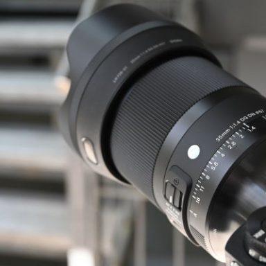 Der Sigma 35mm Praxis Check