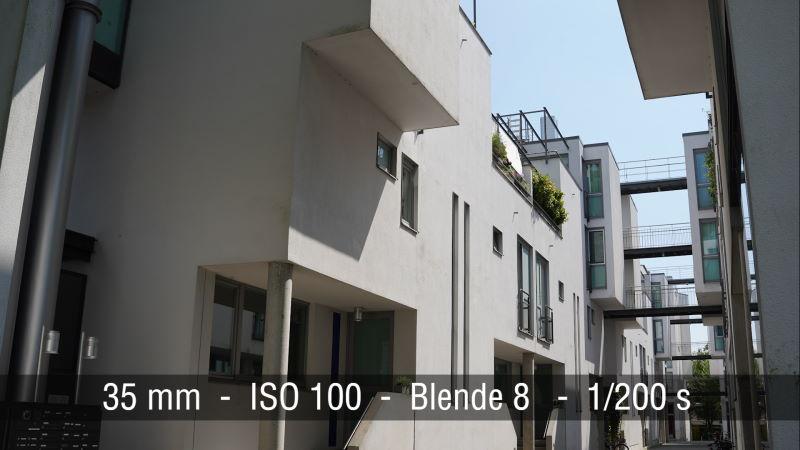 Architekturfotografie mit 35mm