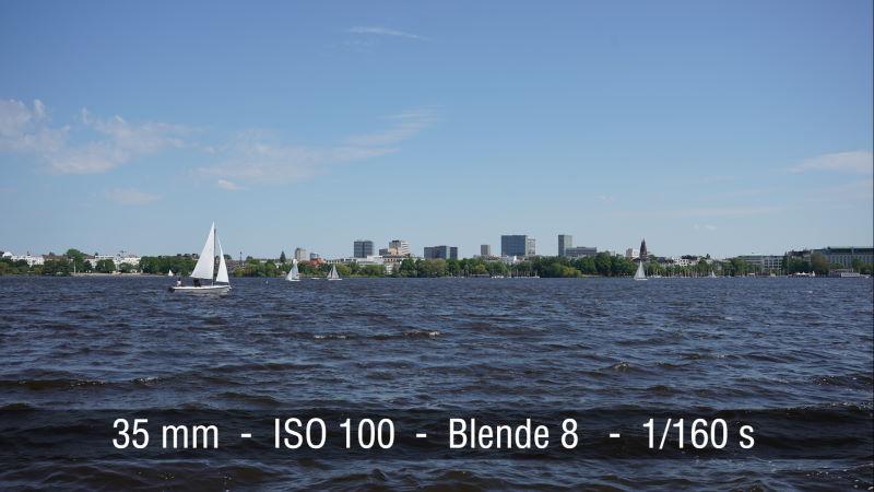 Landschaftsfotografie mit 35mm