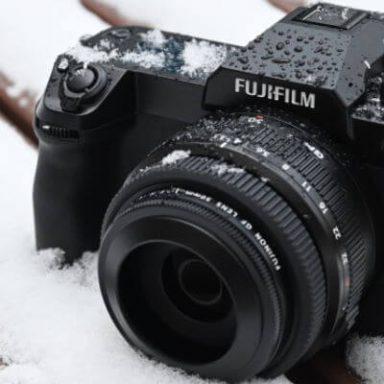 Fuji GFX 100s Praxis Check