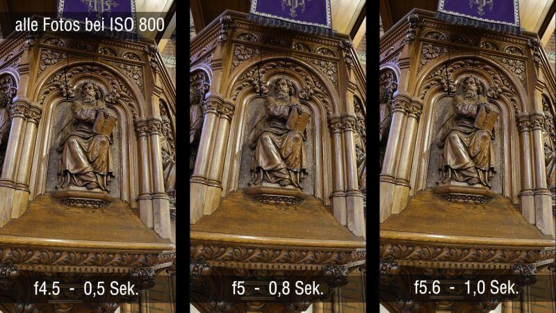 Canon Trinity optischer Bildstabilisator