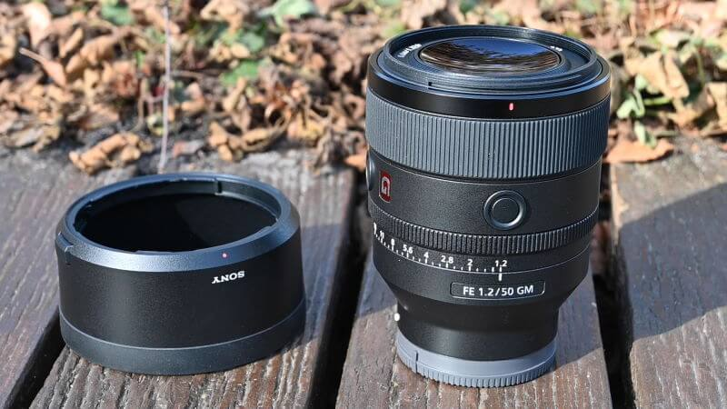 Sony FE 50mm Objektiv