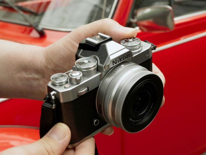 Nikon Z fc Retro Design