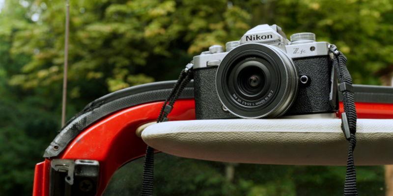 Nikon Z fc Vintage Look