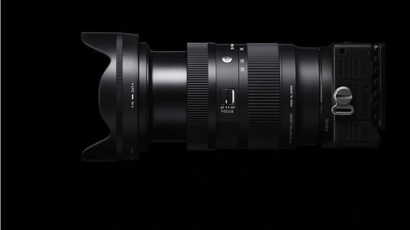 Titelbild Sigma 28-70mm f28 DG DN Contemporary