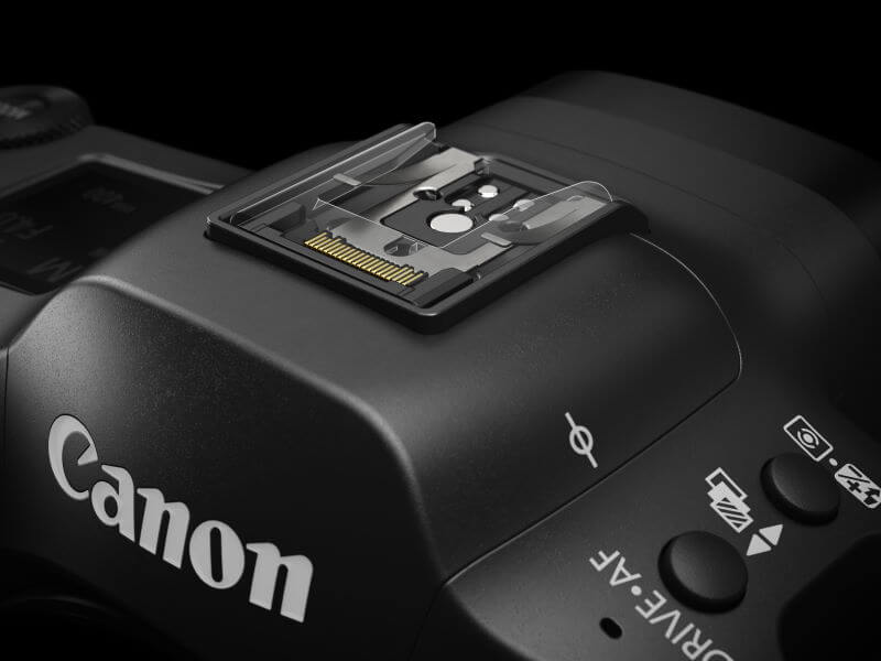 Smart Shoe Canon EOS R3