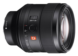 Sony 85 mm f/1,4 GM
