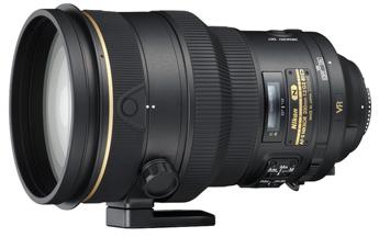 Nikon AF-S 200 mm f/2G ED VRII