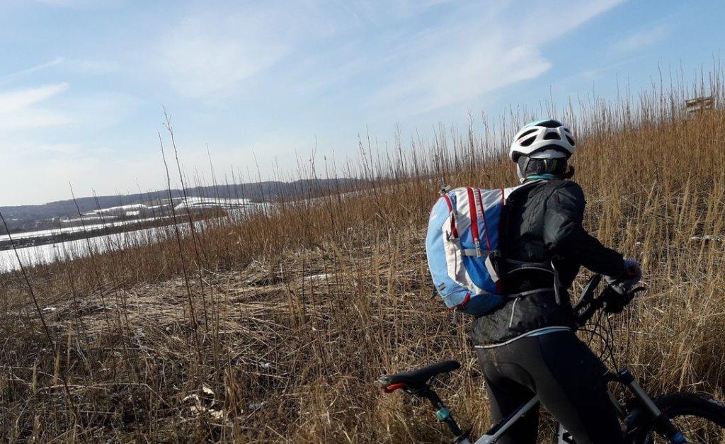 Rower wycieczka