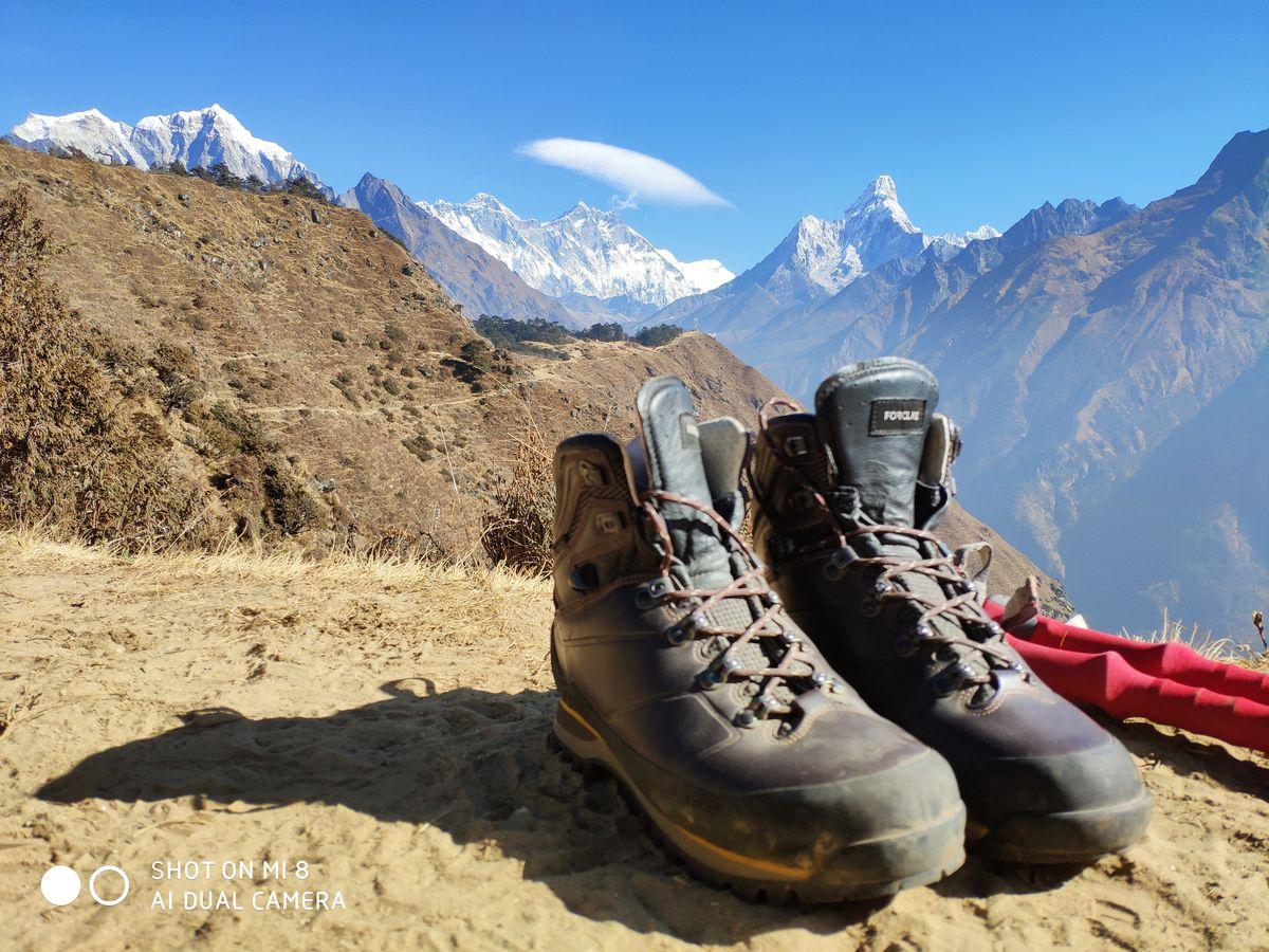 573c365ce Test butów trekkingowych FORCLAZ TREK 900 w Himalajach - Wszystko ...