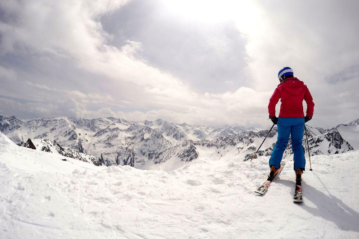 narciarstwo decathlon