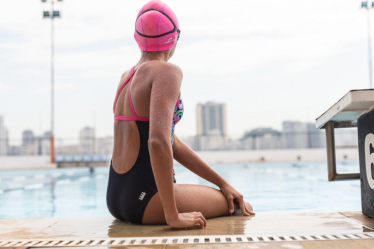 decathlon pływanie