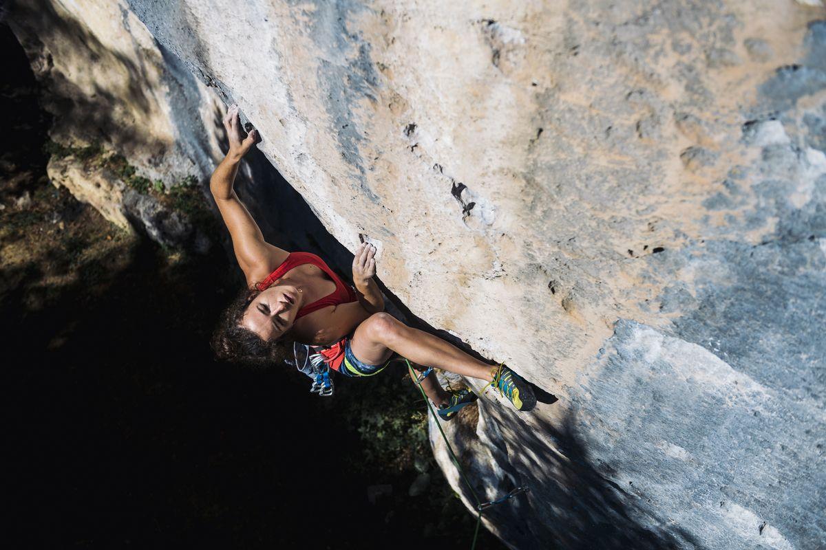 a07e2332cb8c1 Buty Alpinism niebieskie SIMOND - Wspinaczka Wspinaczka, alpinizm ...