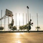sport w upale
