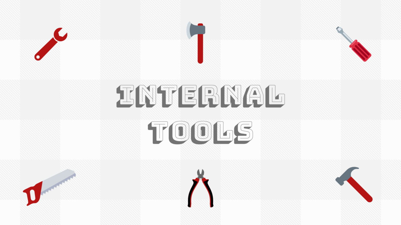 Internal tools — a new product category is officially born!
