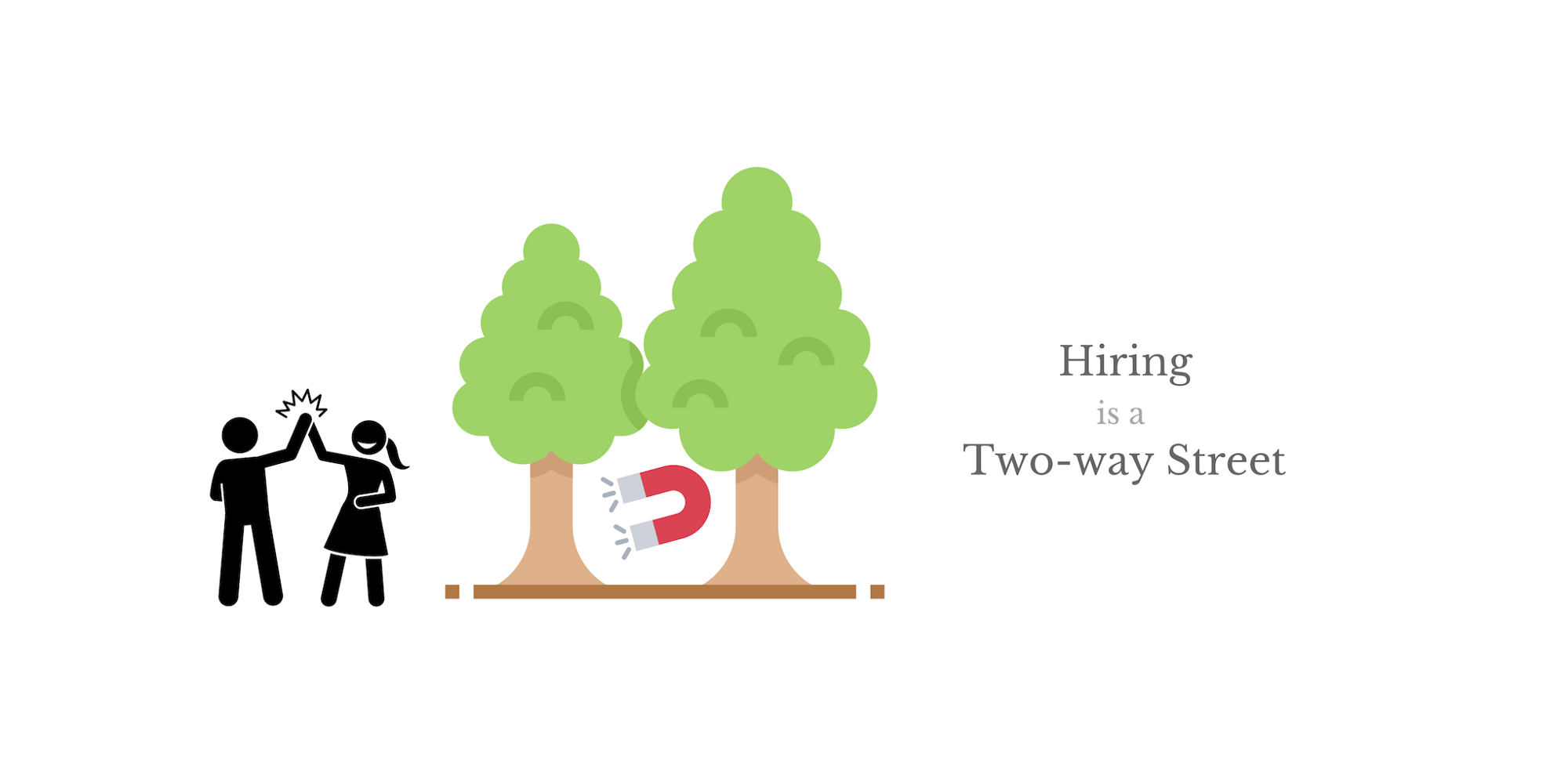 Hiring is a two-way street