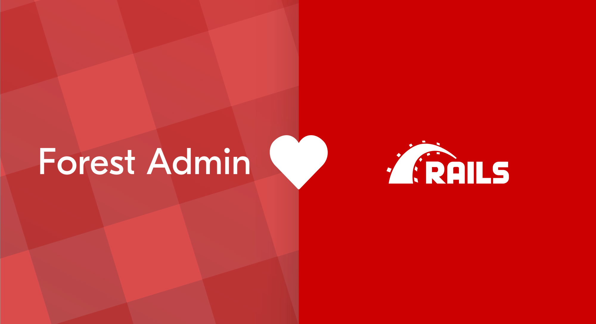 Forest Admin now available for Ruby in Rails