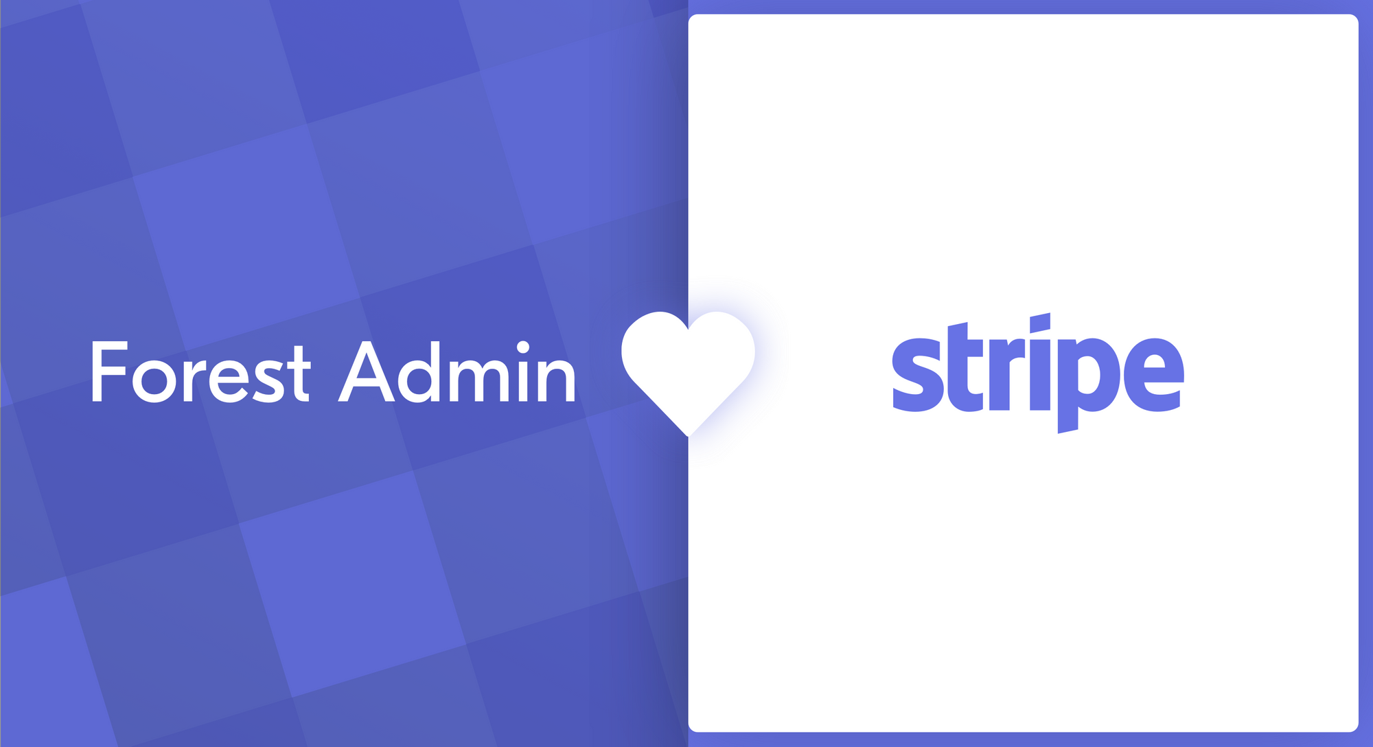 Stripe now available on Forest Admin