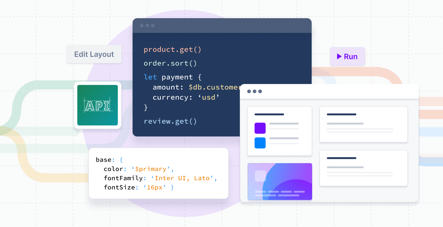 5 reasons why you should use low-code internal tool builders