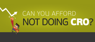 Can you afford not doing CRO?