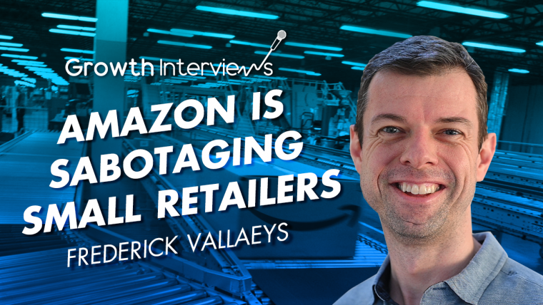 Frederick Vallaeys Amazon and the future of e-commerce