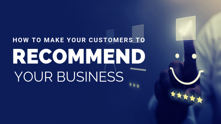 customers recommend ecommerce