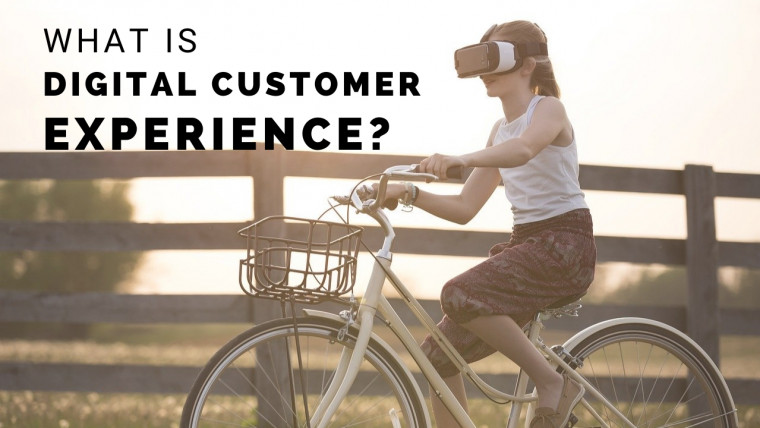 what is digital customer experience