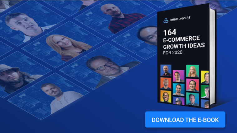 164 ecommerce growth ideas ebook