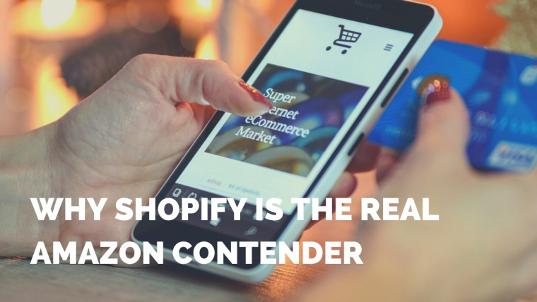 shopify amazon competition