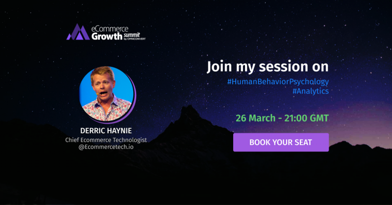 derric haynie ecommerce growth summit