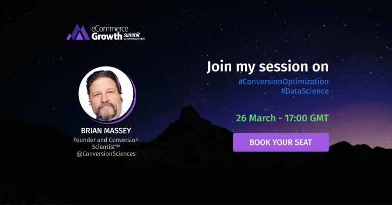 brian massey ecommerce growth summit