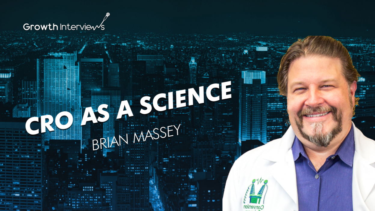 Brian Massey CRO conversion rate optimization as a science