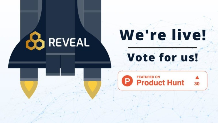 reveal product hunt vote