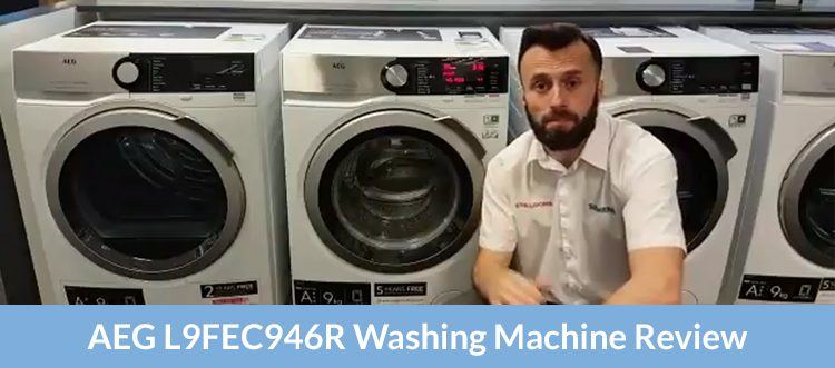 AEG L9FEC946R Washing Machine Review