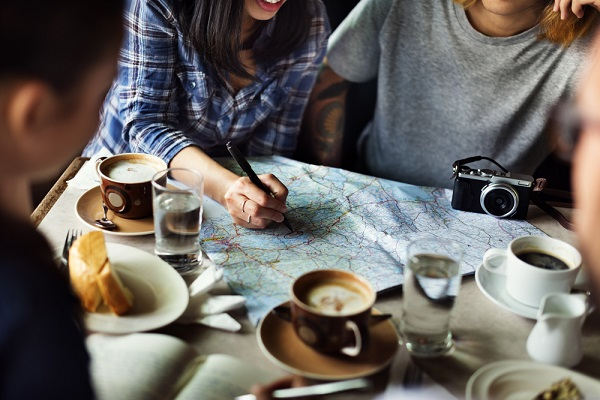partneren din flytter utenlands for å være med deg