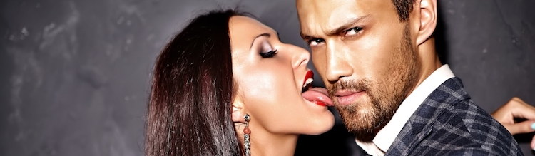 One-night-stands turn into affairs if you're not only likeable but also lickable