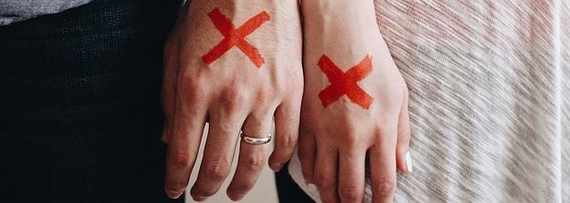 Physical abuse, infidelity or lack of intimacy, main reasons for women asking for divorce