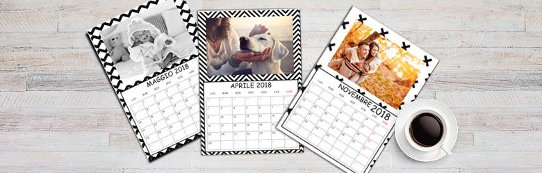 Calendario Fai Da Te Con Foto.Fai Da Te A Natale Regala Un Calendario Personalizzato