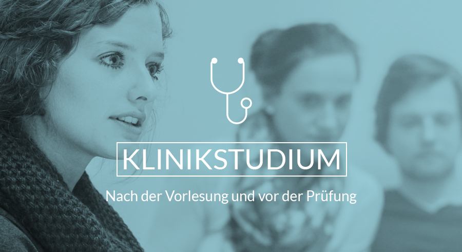 Button: Klinikstudium